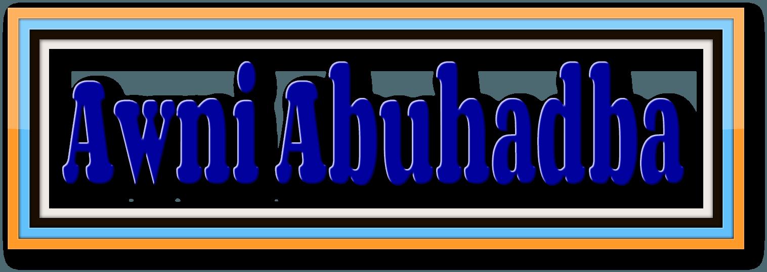 Contact us | Awni Abuhadba